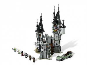 obrázek Lego 9468 Monster Fighters Upíří hrad