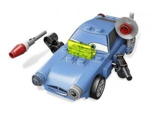 obrázek Lego 9480 Cars Finn McMissile