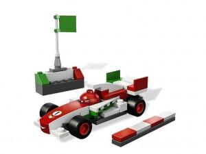 obrázek Lego 9478 Cars Francesco Bernoulli