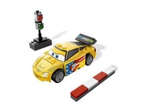 obrázek Lego 9481 Cars Jeff Corvette