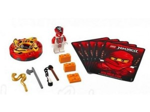 obrázek Lego 9567 Ninjago Fang-Suei