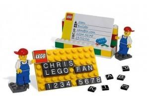 obrázek Lego 850425 Vizitkář