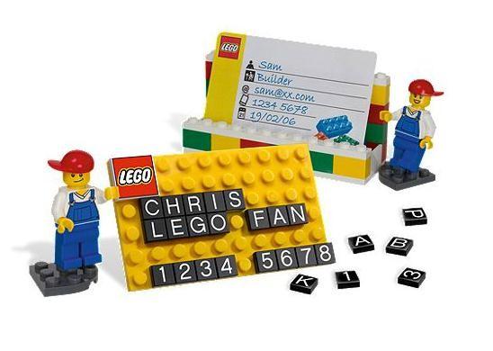 Lego 850425 Vizitkář
