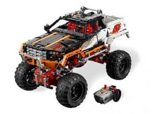 obrázek Lego 9398 Technic 4x4