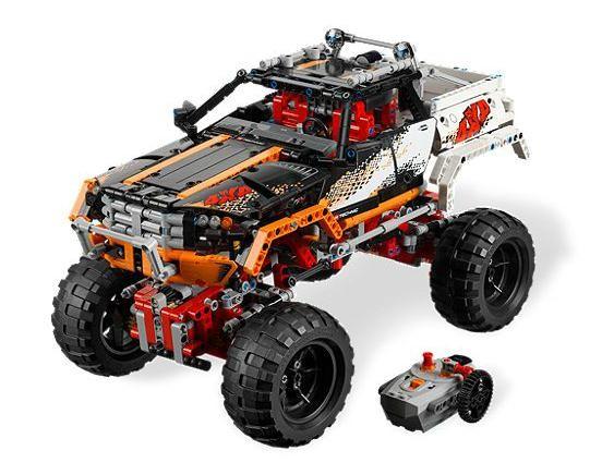 Lego 9398 Technic 4x4