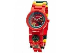 obrázek Lego 9009822 hodinky Ninjago Rebooted Kai Kids´