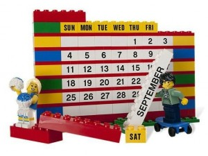 obrázek Lego 853195 Kalendář