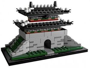 obrázek Lego 21016 Architecture Sungnyemun