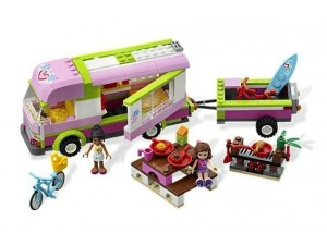 obrázek Lego 3184 Friends Karavan