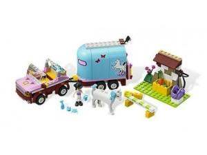 obrázek Lego 3186 Friends Emmin přívěs pro koně