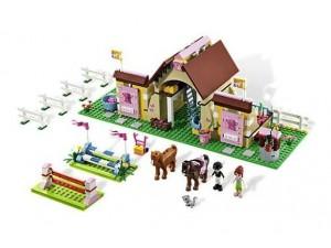 obrázek Lego 3189 Friends Stáje v Heartlake
