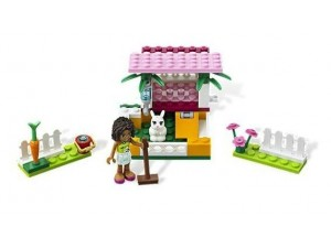 obrázek Lego 3938 Friends Andreina králíkárna