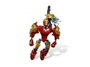 obrázek Lego 4529 Super Heroes Iron Man