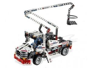 obrázek Lego 8071 Technic Zdvihací plošina