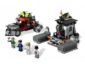 obrázek Lego 9465 Monster Fighters Zombie