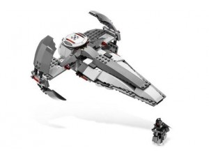 obrázek Lego 7663 Star Wars Infiltrátor Sithů