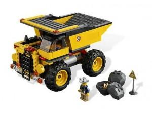 obrázek Lego 4202 City Těžební nákladní vůz