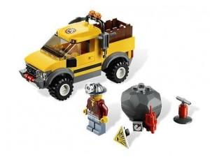 obrázek Lego 4200 City Těžba 4x4