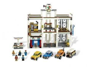 obrázek Lego 4207 City Městské garáže
