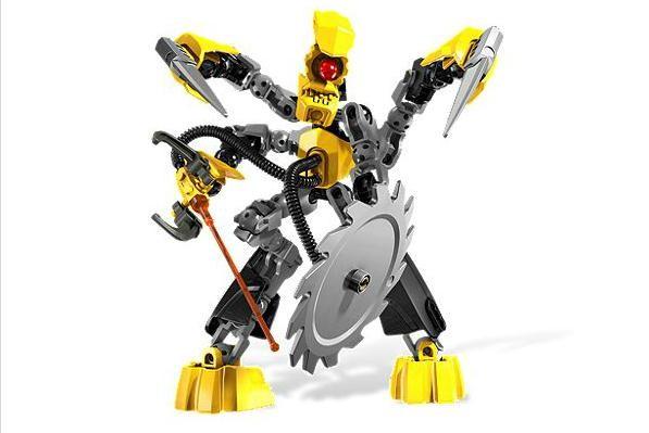 Lego 6229 Hero Factory XT4