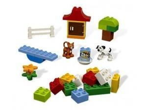 obrázek Lego 4624 Duplo Malý zelený box