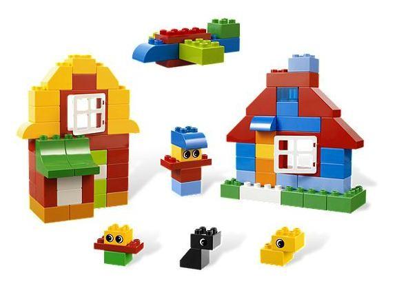 Lego 5511 Duplo XXL box