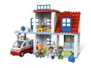obrázek Lego 5695 Duplo Nemocnice