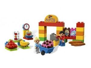 obrázek Lego 6137 Duplo Moje první Lego - Supermarket