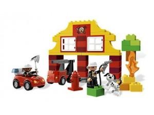 obrázek Lego 6138 Duplo Moje první Lego - Hasičská stanice