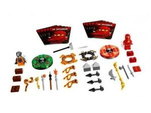 obrázek Lego 9591 Ninjago Bojová sada