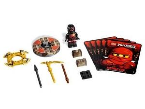 obrázek Lego 9572 Ninjago NRG Cole