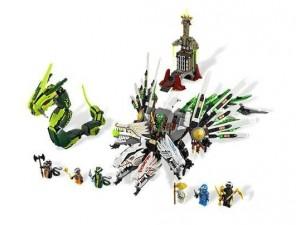 obrázek Lego 9450 Ninjago Dračí bitva