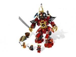 obrázek Lego 9448 Ninjago Mechanický samurai