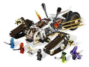 obrázek Lego 9449 Ninjago Nadzvukový jezdec