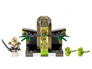 obrázek Lego 9440 Ninjago Chrám Venomari