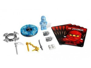 obrázek Lego 9590 Ninjago NRG Zane