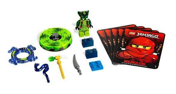 Lego 9569 Ninjago Spitta