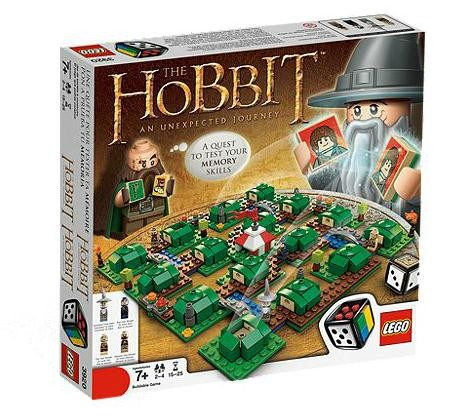 Lego 3920 Hobbit Neočekávaná cesta