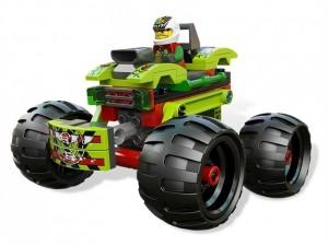 obrázek Lego 9095 Racers Nitro dravec