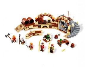 Lego 79004 Hobbit Únik v sudu