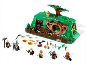 obrázek Lego 79003 Hobbit Neočekávaná cesta