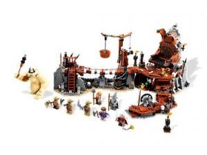 Lego 79010 Hobbit Bitva s králem skřetů