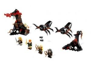obrázek Lego 79001 Hobbit Útěk z Temného hvozdu