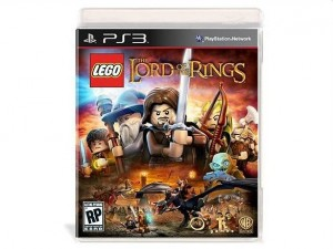 obrázek Lego 5001633 Lord of the rings video hra
