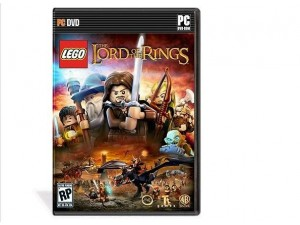 obrázek Lego 5001641 Lord of the rings Video hra