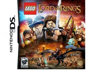 obrázek Lego 5001636 Lord of the rings Video hra