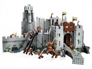 obrázek Lego 9474 Pán prstenů Bitva v Helmově žlebu