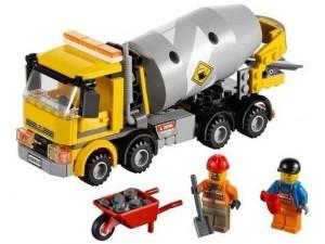 obrázek Lego 60018 City Míchačka