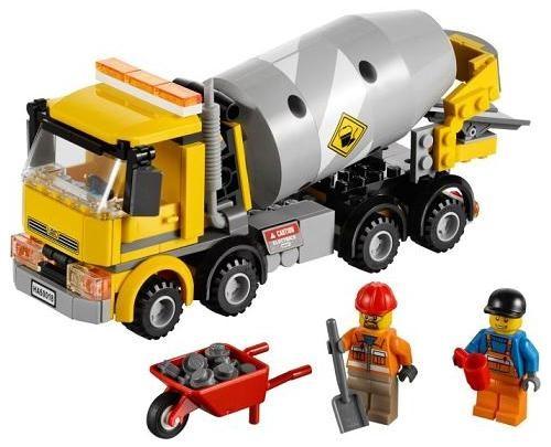 Lego 60018 City Míchačka