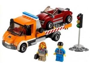 obrázek Lego 60017 City Auto s plochou korbou